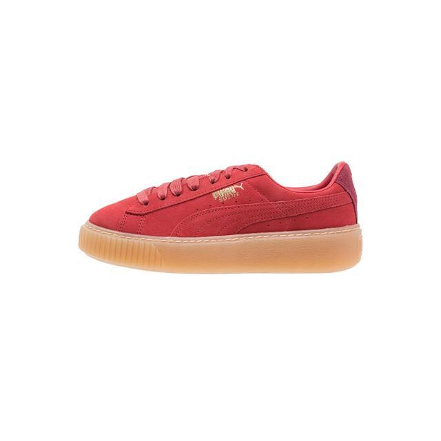 Puma Platform Zapatillas Red from