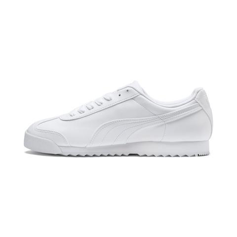 Zapatillas Roma Basic, Blanco/gris, Talla 35.5 | Puma Hombres