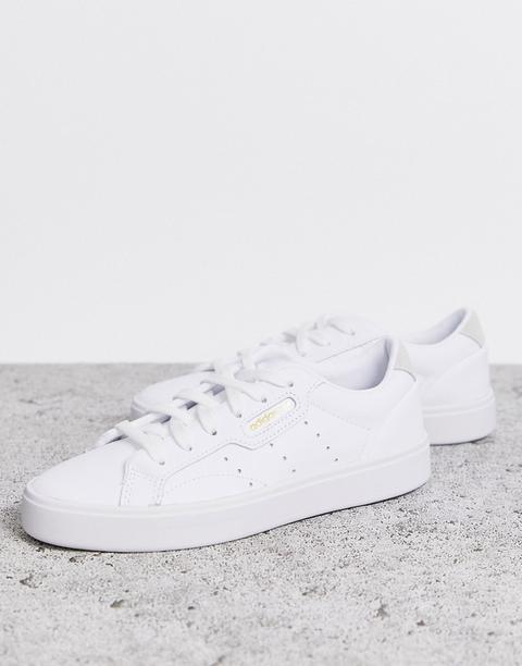 Adidas Originals Sleek Trainers In