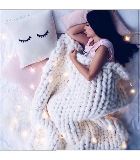 Coperta Lana Mohair.Coperta Lana Maxi Knitt From Dream Shop On 21 Buttons