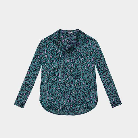 Camisa Alexa Leopardo