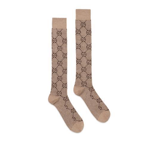 Lamé Gg Socks