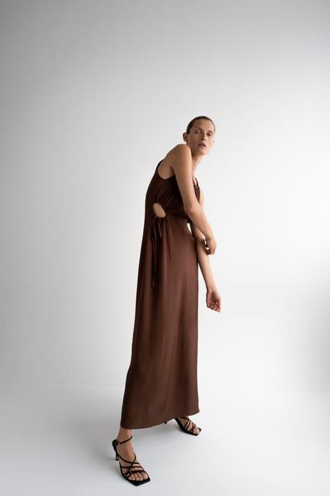 Vestido Aberturas Laterales Edición Limitada