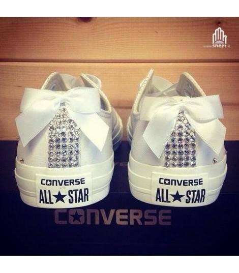converse all star strass