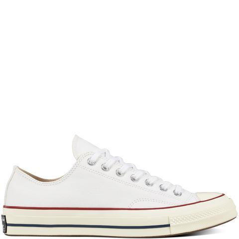 Converse Chuck 70 Classic Low Top Red, White de Converse en 21 Buttons