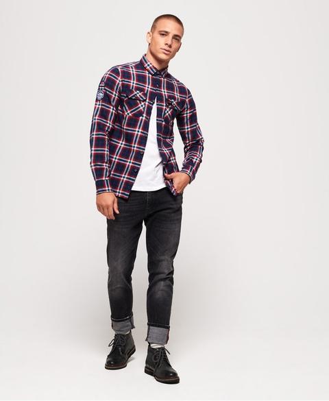 Camisa Ligera Lumberjack