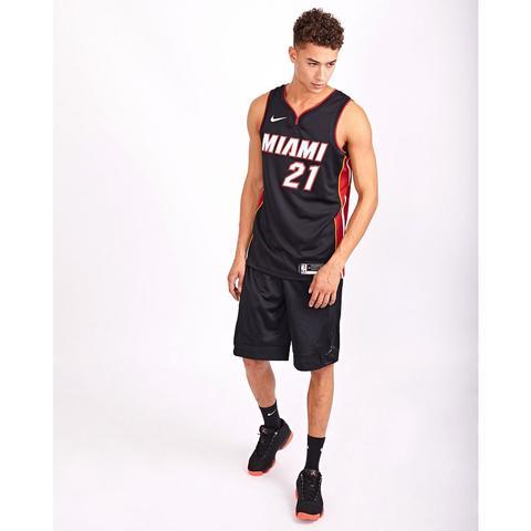 new concept c48b2 a38c5 Nike Miami Heat Whiteside Swingman @ Footlocker from Footlocker on 21  Buttons