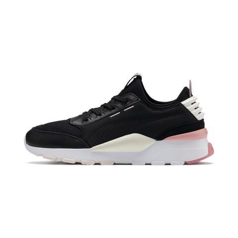 Zapatillas Rs-0 Core, Blanco/rosado/negro, Talla 35.5 | Puma ...