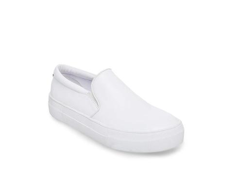 Gills White Leather from Steve Madden