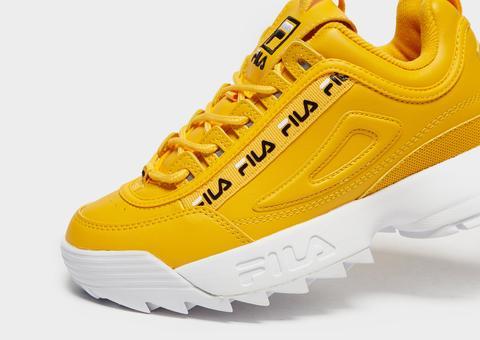Fila Disruptor Ii Women's - Yellow from