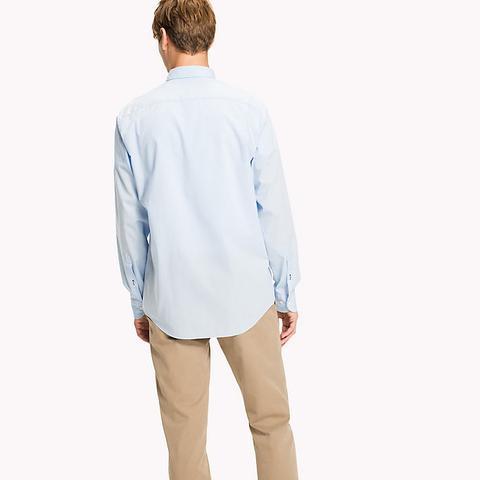 Camisa Ligera De Punto De Algodón Tejido