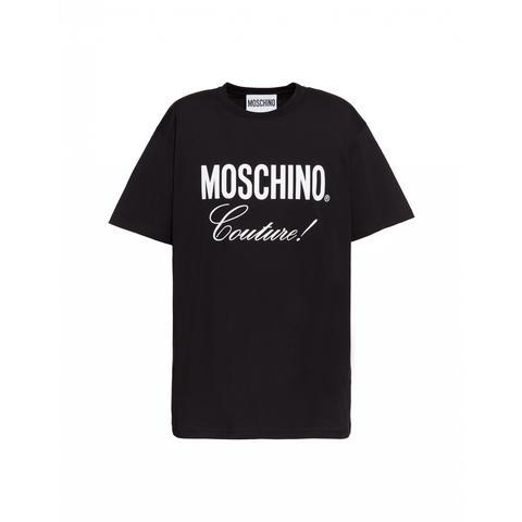 Camiseta De Jersey Moschino Couture de Moschino en 21 Buttons