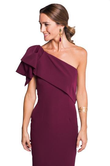 Vestido Triana Burgundy de La Mas Mona en 21 Buttons