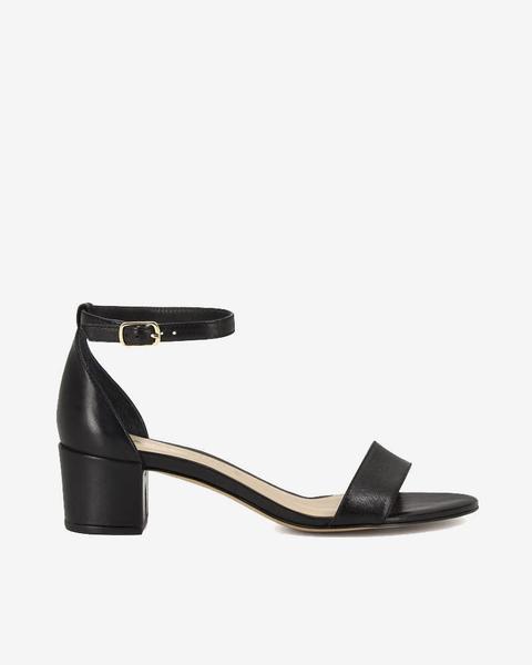 Sandale Nobana Femme Noir