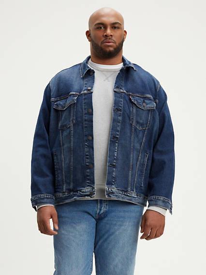 Trucker Jacket (big) Azul / Colusa Big