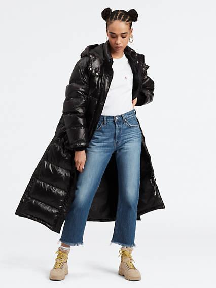 501® Crop Jeans Negro / Market Mood de Levi's en 21 Buttons