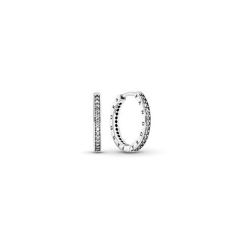 Pendientes Logo Pandora de Pandora en 21 Buttons