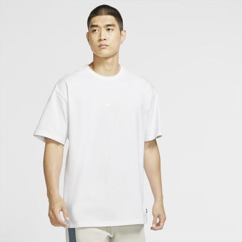 Nike Sportswear Premium Essential Camiseta - Hombre - Blanco