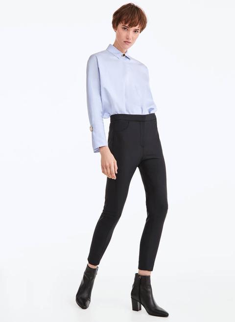Pantalons Leggings de Uterqüe en 21 Buttons
