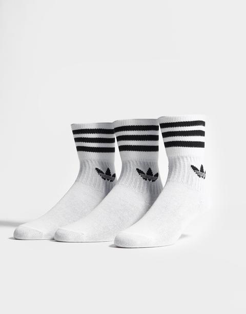 adidas original mid cut 3 white herren