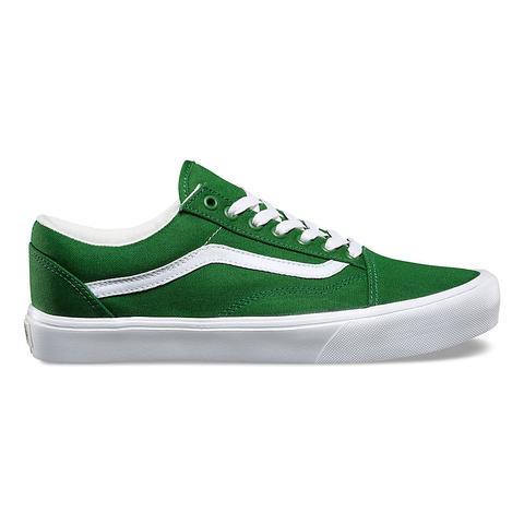2vans hombre old skool verdes