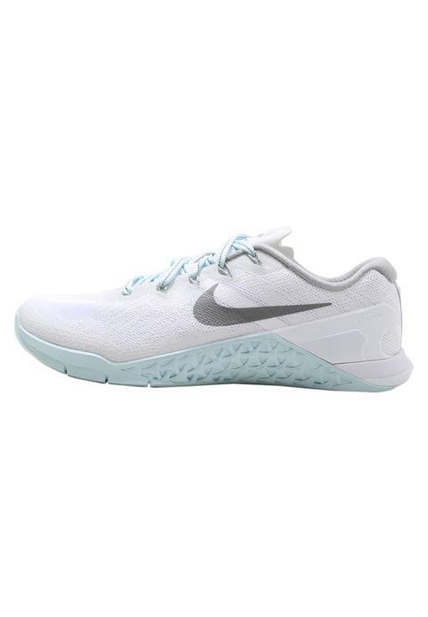 Difuminar Pío superávit  Nike Performance Nike Metcon 3 Reflect Scarpe Da Fitness White/reflect  Silver/glacier Blue/wolf Grey from Zalando on 21 Buttons