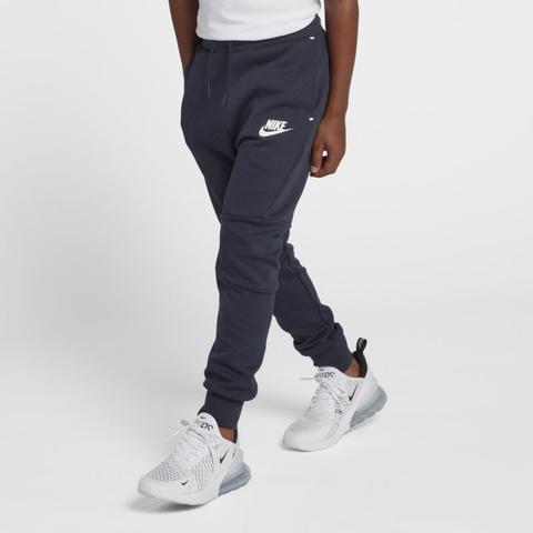 Nike Sportswear Tech Fleece hose Für Ältere Kinder Blau