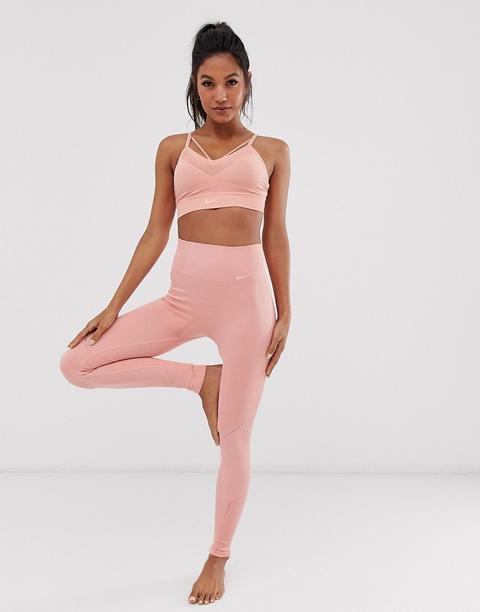 SMILODOX Leggings Damen Sport Fitness Gym Freizeit Yoga Training Stretch Tight