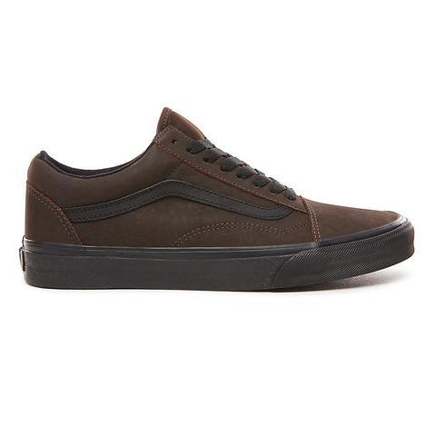 scarpe vans uomo marrone
