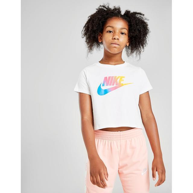 Nike Girls' Futura Crop Top Junior