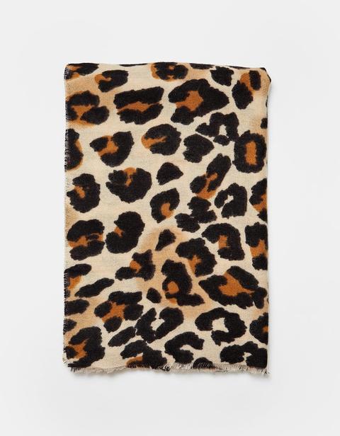 Bufanda Leopardo