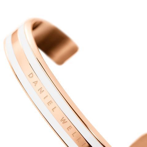 Classic Bracelet Satin White