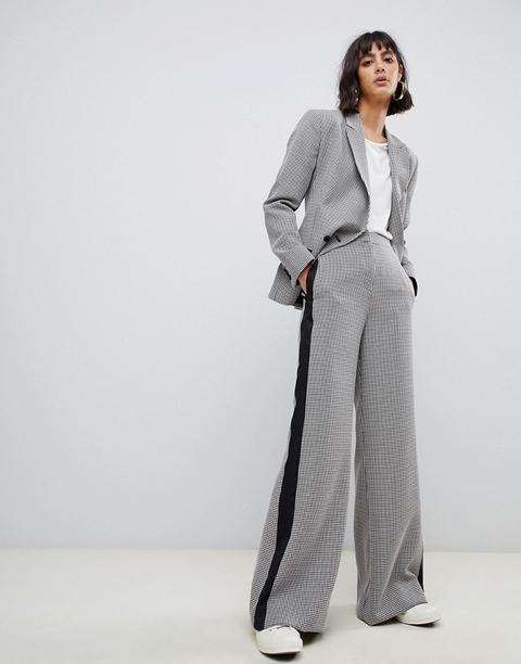 Asos Design - Pantalon De Tailleur Large