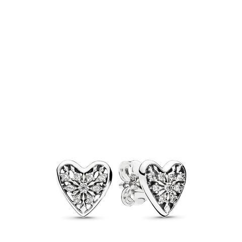 orecchini pandora cuore