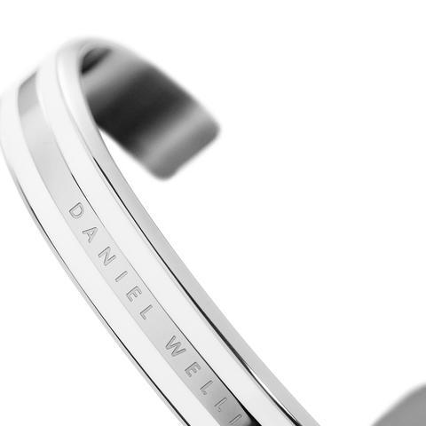 Emalie Bracelet Satin White