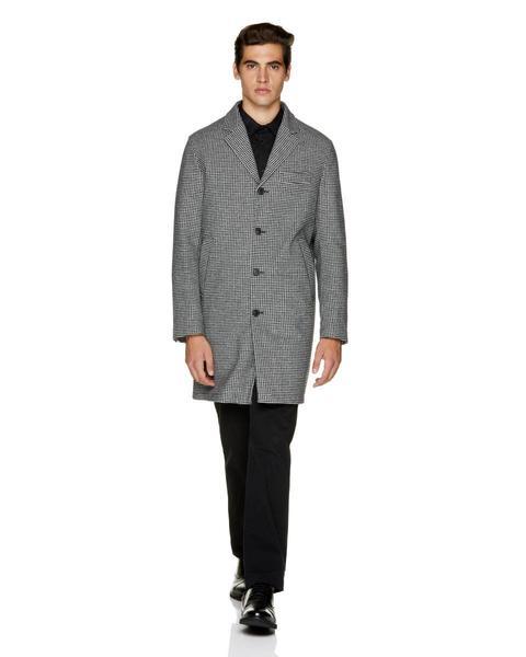 risparmia fino all'80% la moda più votata negozio di sconto Cappotto Corto Monopetto from Benetton on 21 Buttons
