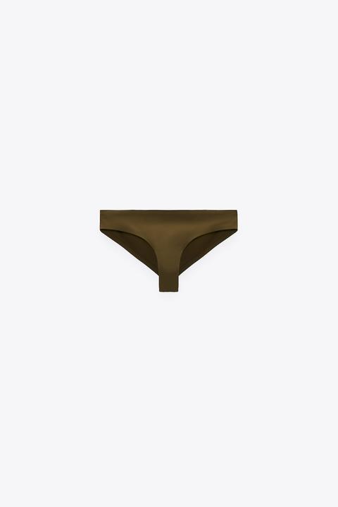Braguta Bikini Corte Láser