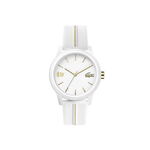 Reloj De Mujer Lacoste 12.12 Con Correa De Silicona de Lacoste en 21 Buttons