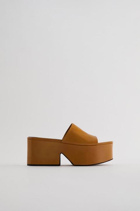 Zapato Cuña Plataforma