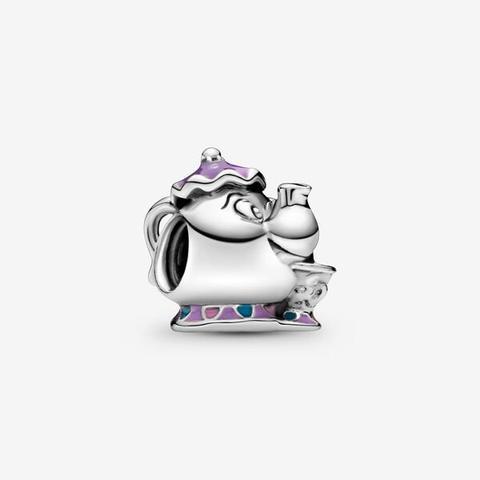 Charm Disney Madame Samovar Et Zip De La Belle Et La Bête from Pandora on  21 Buttons