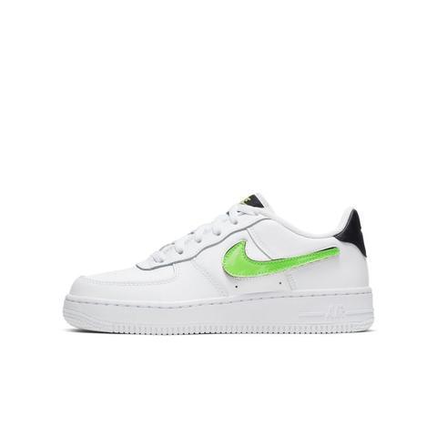 Scarpa Nike Air Force 1 Lv8 3 - Ragazzi - Bianco de Nike en 21 Buttons