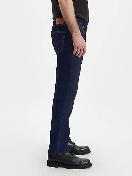 514™ Straight Jeans Negro / Chain Rinse