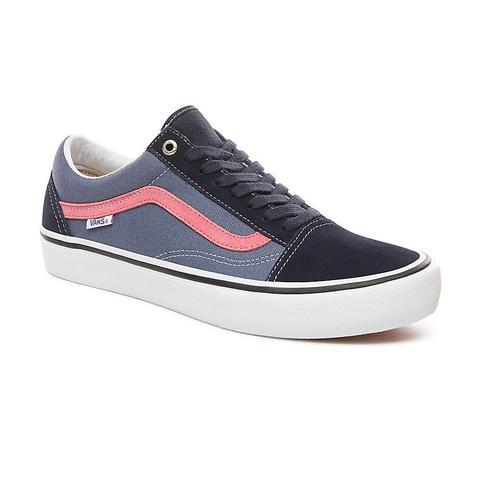 Vans Old Skool Pro Shoes (sky Captain