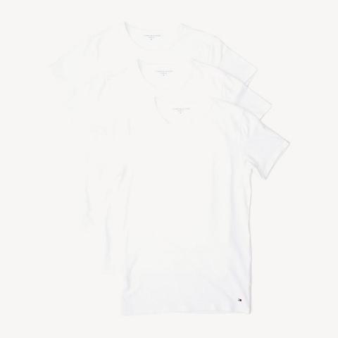 Pack De 3 Camisetas Básicas De Algodón de Tommy Hilfiger en 21 Buttons