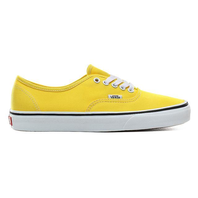 Vans Authentic Shoes (vibrant Yellow