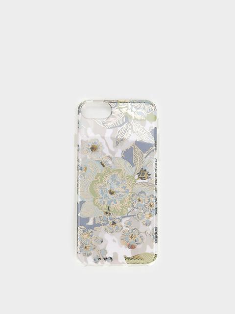 Funda Iphone 6/7/8 Estampado Floral