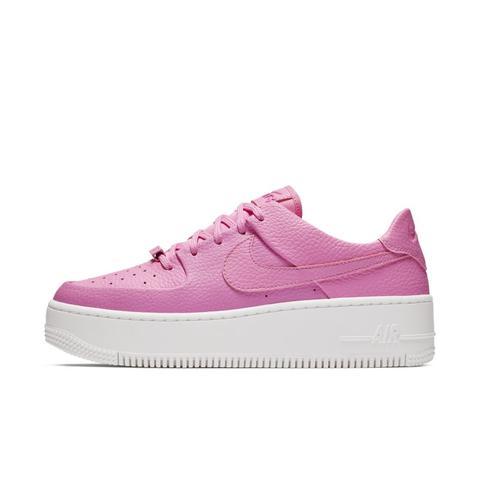 Scarpa Nike Air Force 1 Sage Low - Donna - Rosa de Nike en 21 Buttons
