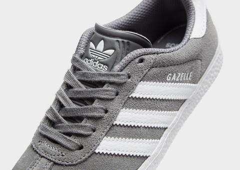 Adidas Originals Gazelle Ii Children - Grey - Kids from Jd Sports ...