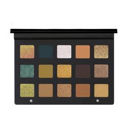 Gold Palette - Paleta De Sombras De Ojos de Sephora en 21 Buttons