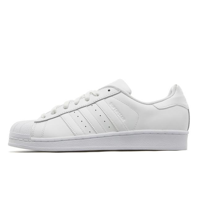 adidas superstar black and white jd